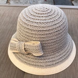 Jessica Simpson Bucket Hat with Bow